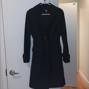 Button down coat! Light to medium weight!